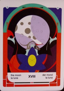 XVIII ~ The Moon (c) Jordan Hoggard 2010