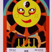 XIX The Sun (c) Jordan Hoggard 2010