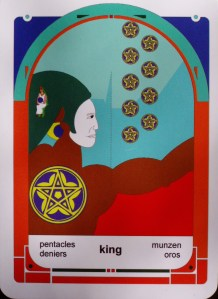 King of Pentacles (c) Jordan Hoggard 2010