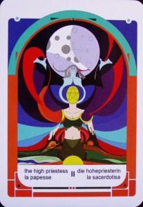 High Priestess (c) Jordan Hoggard 2010