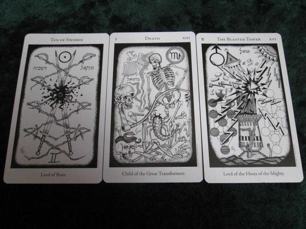 Deck Review - The Hermetic Tarot (3/4)