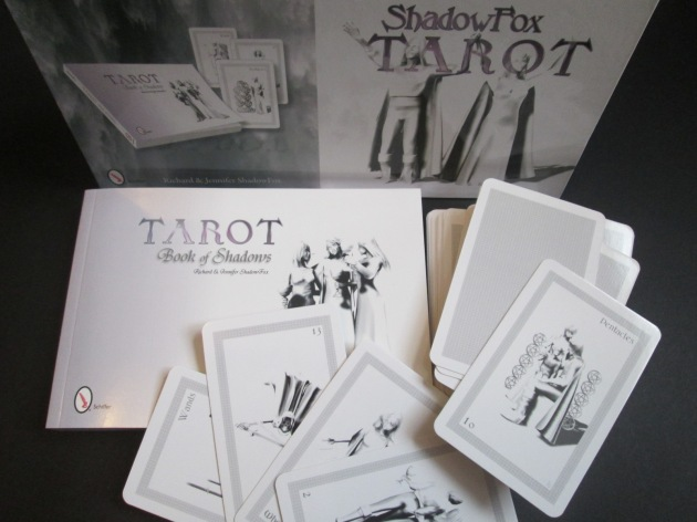 ShadowFox Tarot Richard & Jennifer ShadowFox Published by Schiffer
