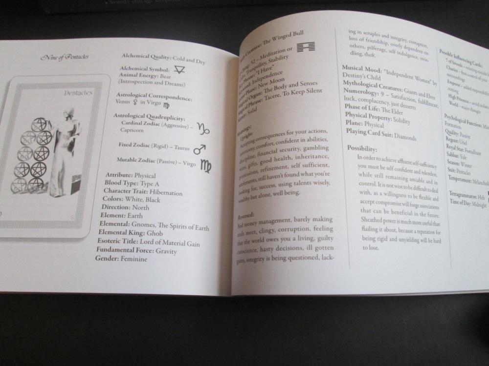 Tarot Book of Shadows