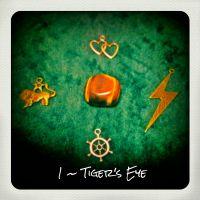 Pause & Ponder...Tarot Charms & Resonant Rocks...