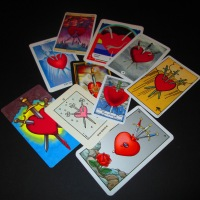 Tarot Tongue Twister is Pain in the Heart...
