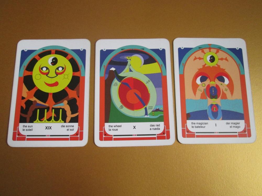 Tarot Blog Hop ~Throw Momma From My Brain... (4/6)