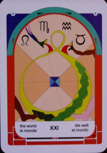 XXI The World (c) Jordan Hoggard 2010