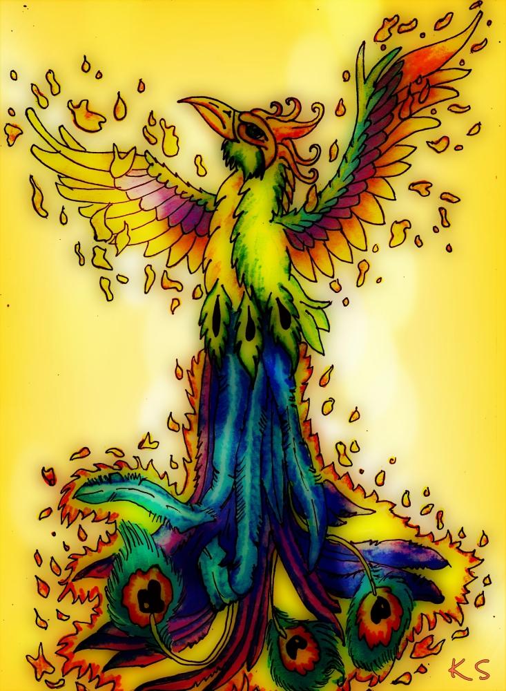 Tarot Blog Hop ~ Equinox flight... (2/5)