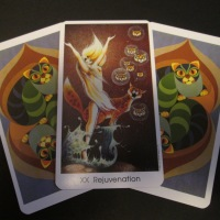 Tarot Blog Hop ~ Equinox flight...