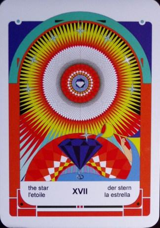XVII The Star (c) Jordan Hoggard 2010