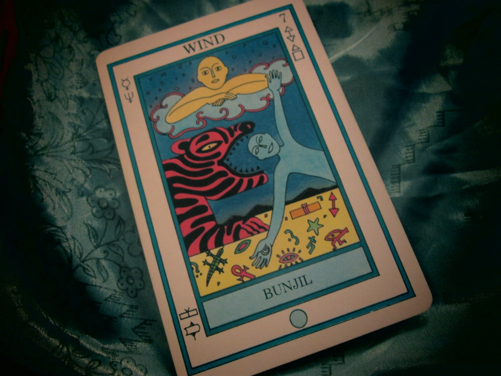 Elemental Tarot ~ Caroline Smith