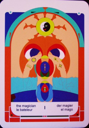 I Magician (c) Jordan Hoggard 2010