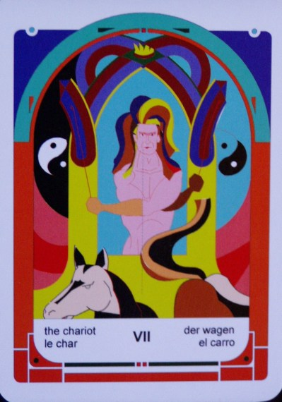 VII The Chariot (c) Jordan Hoggard 2010