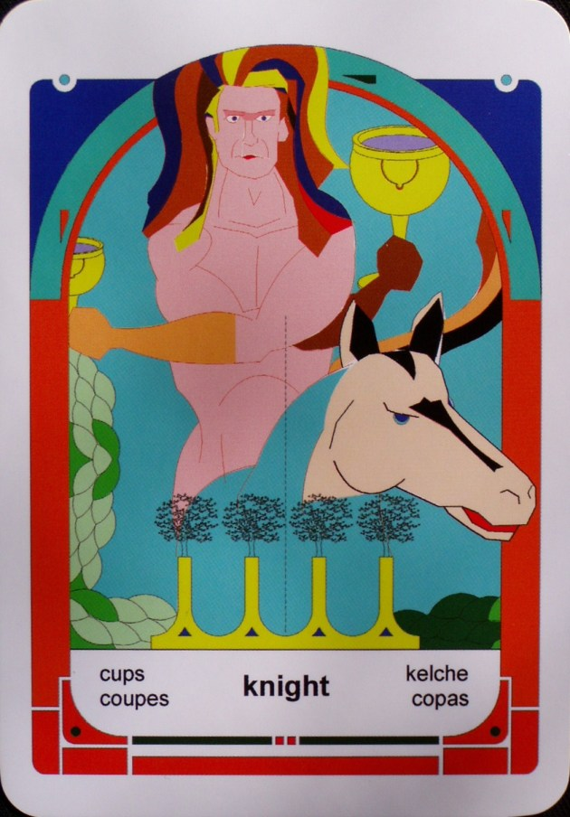 Knight of Cups (c) Jordan Hoggard 2010
