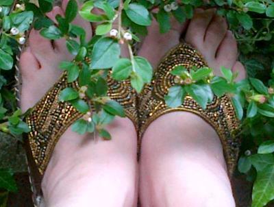 Empress Feet