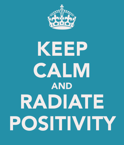keep-calm-and-radiate-positivity