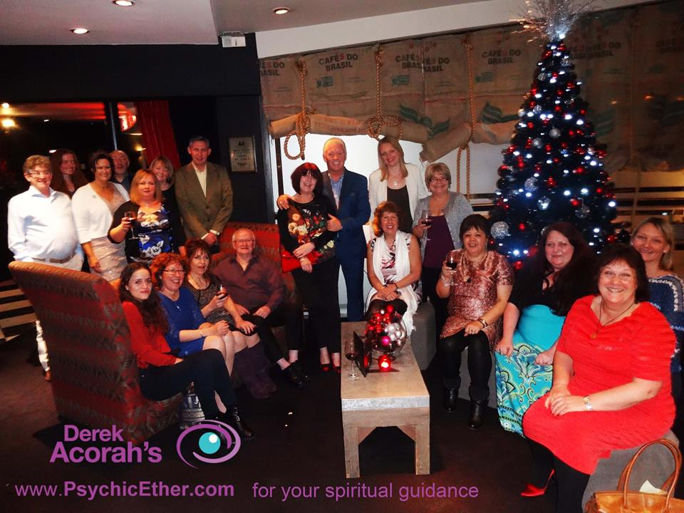 Psychic Ether Christmas Party
