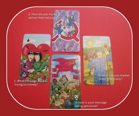 cultural revolution tarot spread