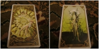 Sun & 10 of Swords - Sun/Gemini